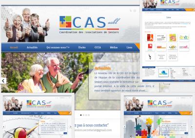 Website CAS-ASBL