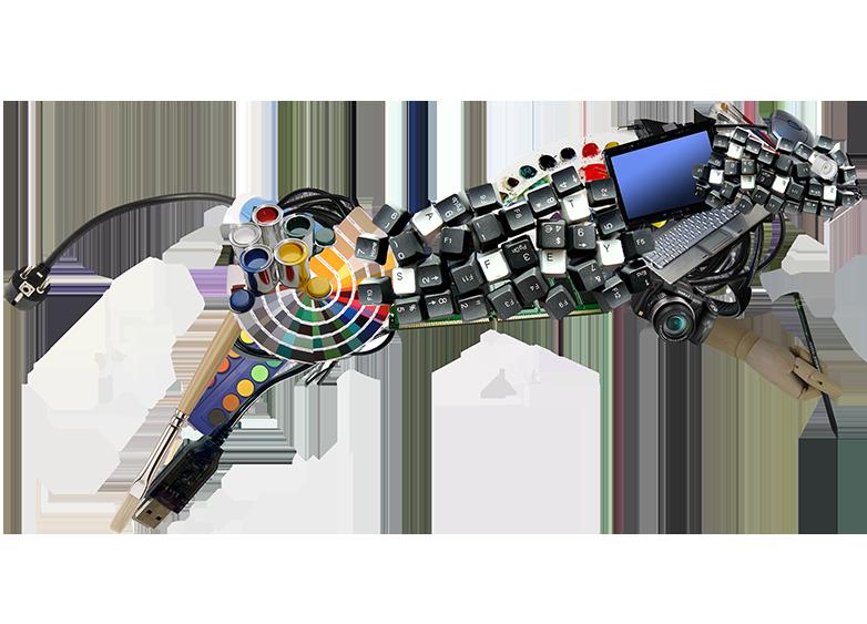 Visuel Creative Quantic | Le concept