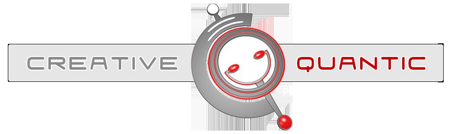 Logo Creative Quantic | Infographie